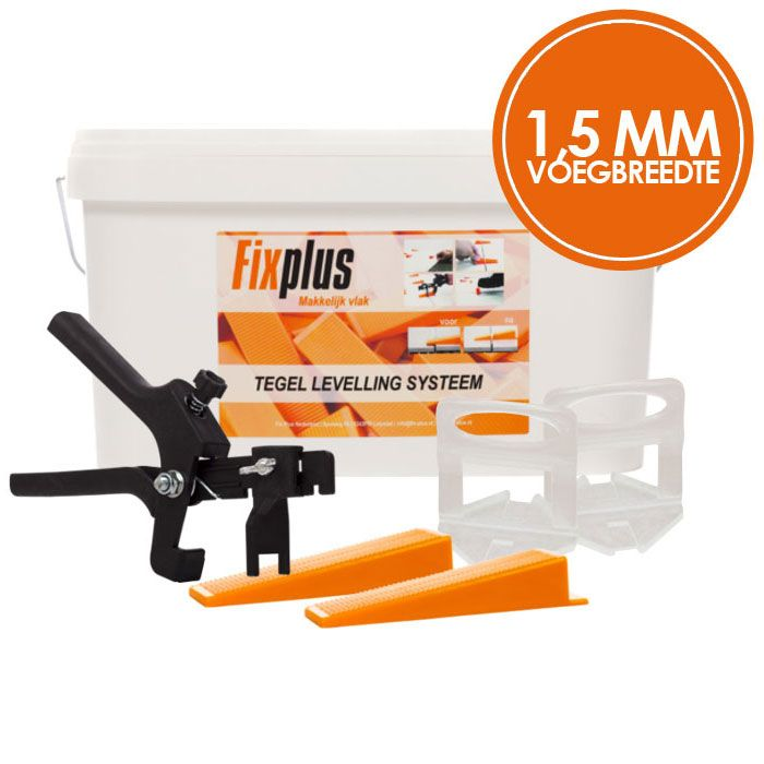Fix Plus 1,5 mm Levelling