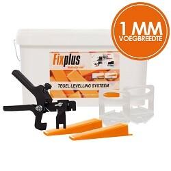 Fix Plus 1 mm Levelling | 3-13 mm