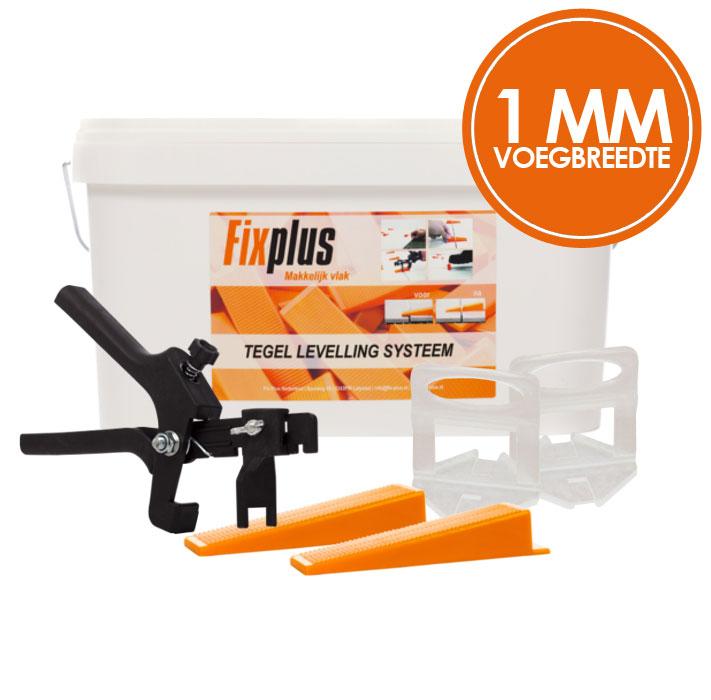 Fix Plus 1 mm Levelling