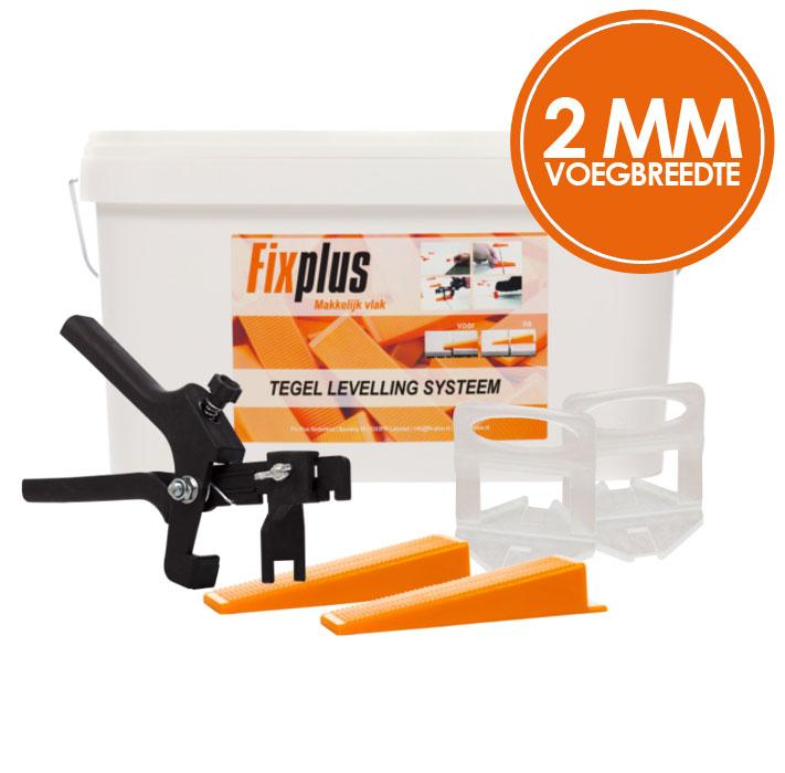 Fix Plus 2 mm Levelling