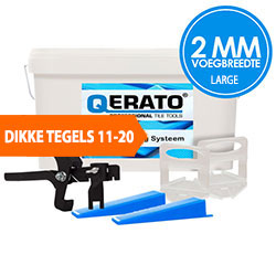 Qerato LARGE Levelling 2 mm | 11-20 mm