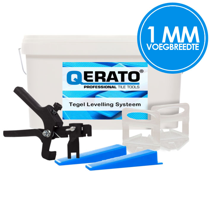 Qerato 1 mm Levelling Systeem