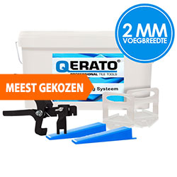 Qerato Levelling Systeem 2 mm | 3-13 mm