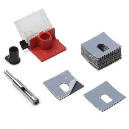 Rubi Diamant tegelboor kit 6 mm
