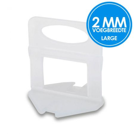 Qerato Levelling Clips 2mm Large