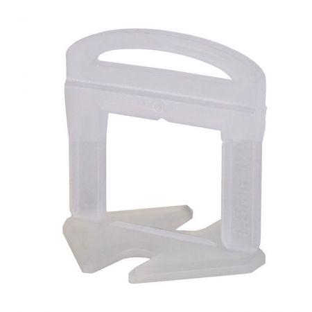Rubi delta levelling clips 1,5 mm 9600 stuks