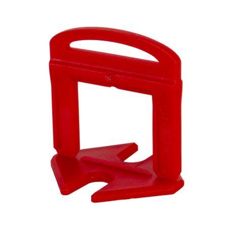 rubi delta levelling clips 3 mm 1200 stuks