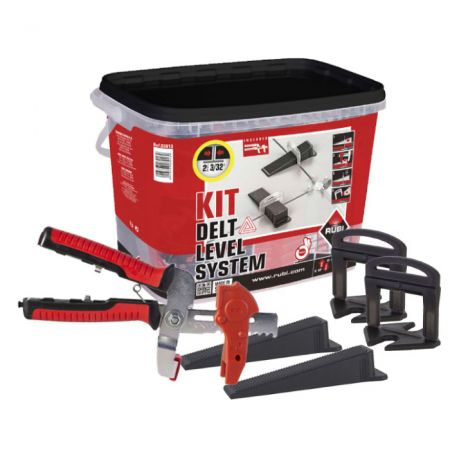 Rubi Delta Levelling Kit 200 2 mm