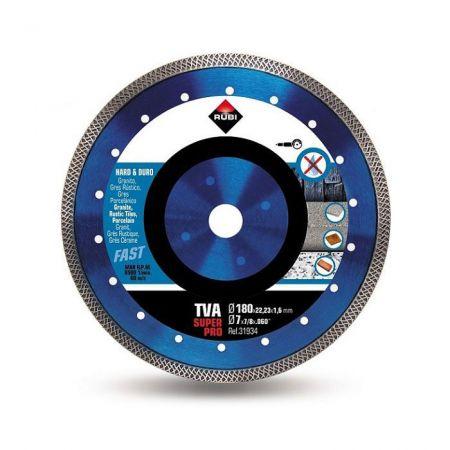 Rubi TVA Superpro 180 mm diamantschijf