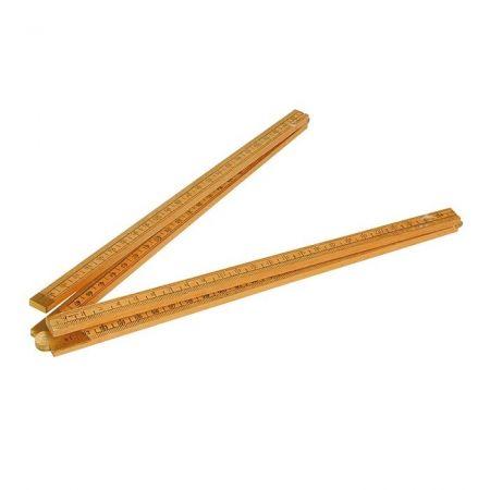 Sola Duimstok hout (4-delig)