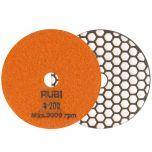 Rubi Diamant Polijstschijf Korrel 200 voor het polijsten van natuursteen en decoratief beton