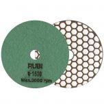 Rubi Diamant Polijstschijf Korrel 1500 voor natuursteen en decoratief beton