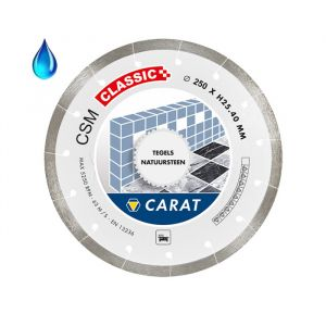 Carat Zaagblad CSM Classic 250