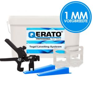 Qerato Levelling Systeem 1mm