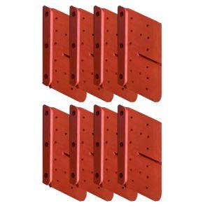 Raimondi rubbers inwasplaat 8 stuks