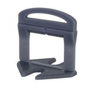 Rubi delta levelling clips 1 mm 400 stuks