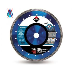 Rubi Diamantschijf 115 mm (TVA) TURBO VIPER