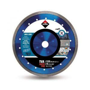 Rubi TVA 125 mm  diamantschijf