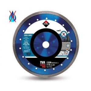 Rubi Diamantschijf 230 mm (TVA) TURBO VIPER