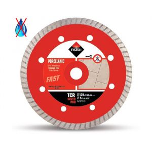 Rubi Diamantschijf 125 mm TCR Superpro