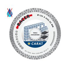 Carat CDB 125 mm Diamantschijf