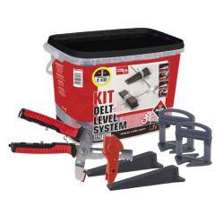 Rubi Delta Levelling Kit 200 1 mm voegbreedte