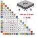 Raimondi levelling system tabel