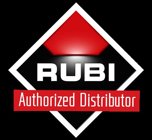 Rubi 14mm tegelboor droog (HEX)