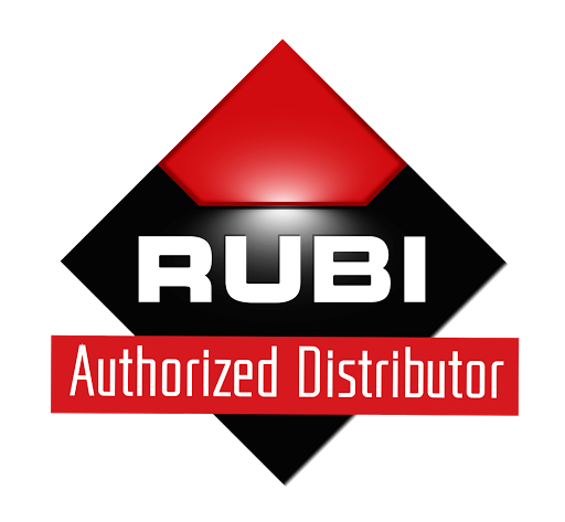 Rubi tegelboor 55 mm nat